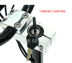 Turn key ignition