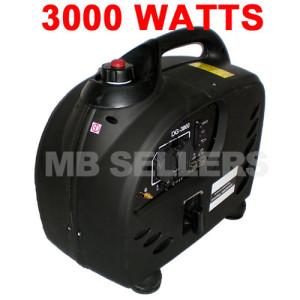 DG-3000 Generator