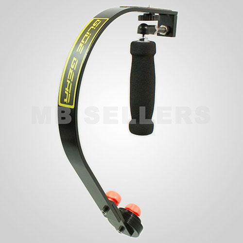 Glide Gear SYL-1000 Small Camera, Go-Pro, & Phone-Stabilizer