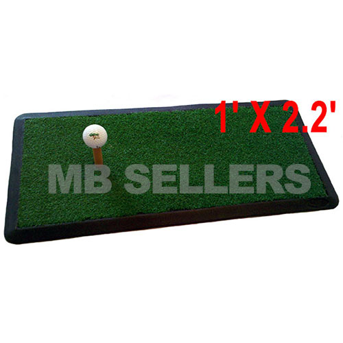 Heavy Duty Golf Hitting Practice Mat