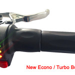 New turbo econo throttle